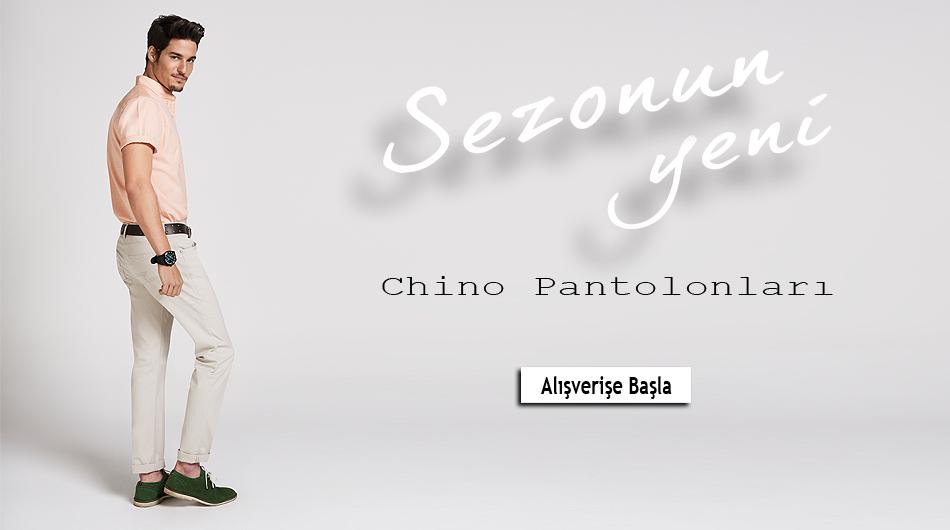 Chino Pantolonlar