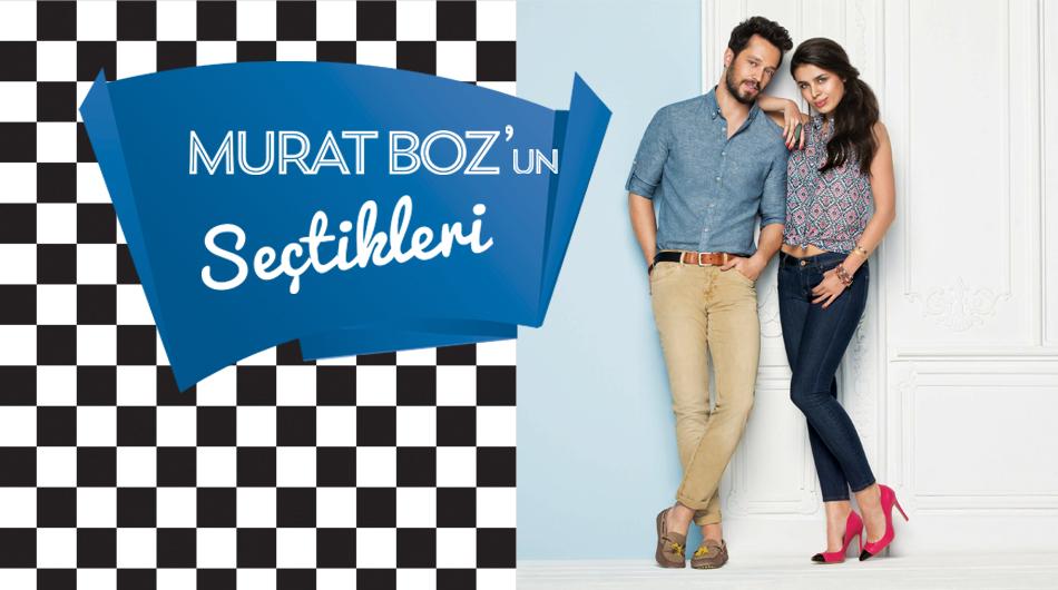 Murat Boz'un Seçtikleri
