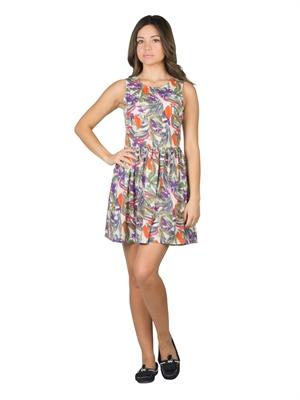 COLIN'S Çok Renkli Bayan Elbise