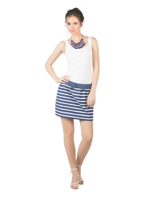 COLIN'S Mavi Bayan Elbise