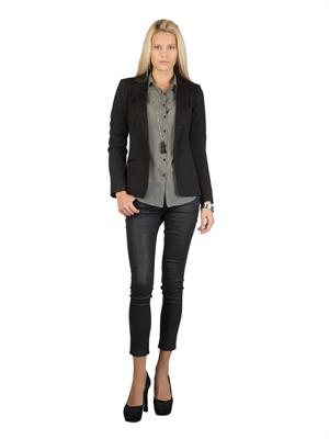 Siyah Bayan Ceket